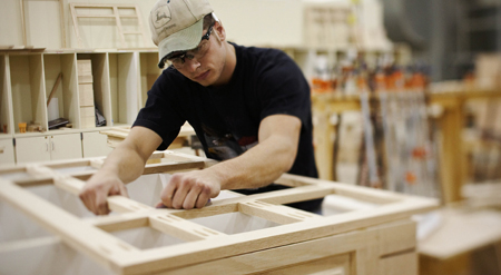 cabinet making woodworking